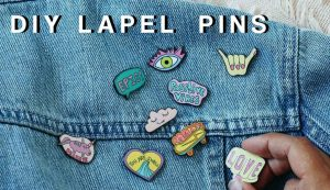 Guide to making your enamel pins