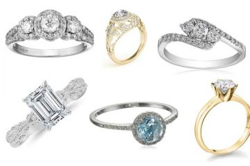 Top 4 Traditional Style Wedding Bands with a Twist