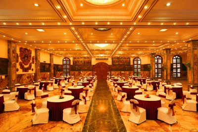 Why should People use Banquet Halls for their Functions