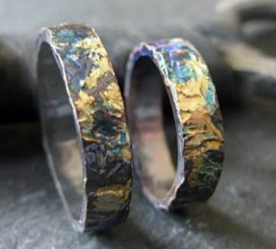 Men's Hunting Wedding Bands Can Be Hard to Find